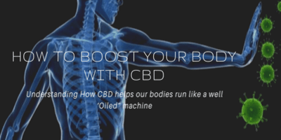How to BOOST your BODY with CBD